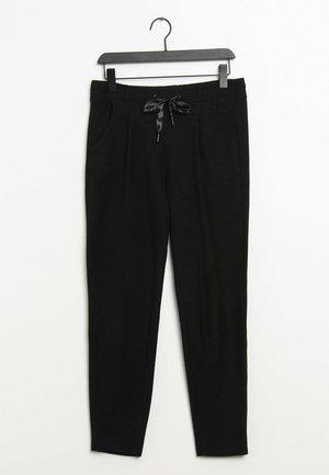 Tracksuit bottoms - black