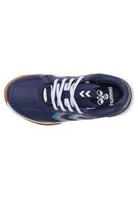 Hummel - REACH LX JR UNISEX - Handball shoes - peacoat - 1
