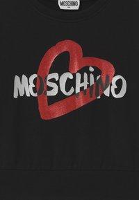 MOSCHINO - Mikina - black - 2