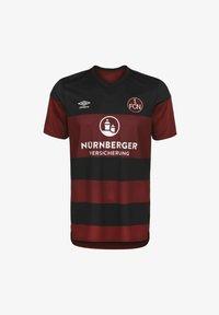 Umbro - FC NÜRNBERG - Sports shirt - red / black - 0