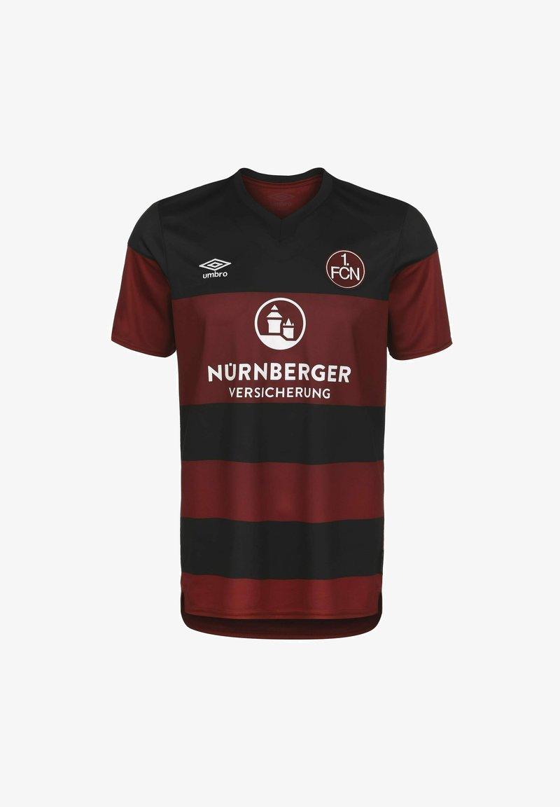 Umbro - FC NÜRNBERG - Sports shirt - red / black