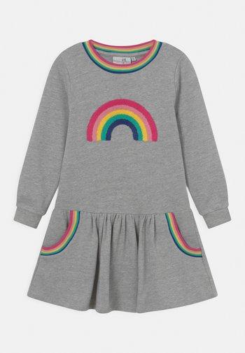 RAINBOW  - Day dress - grey melange