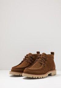 Belstaff - MACCLESFIELD  - Lace-up ankle boots - bracken - 2