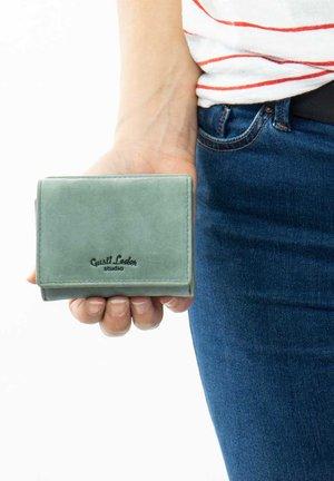 Wallet - grey blue