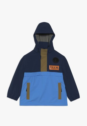 HALDEN - Waterproof jacket - azure