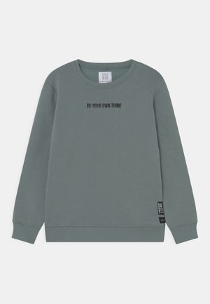 Sweater - dusty green