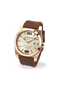Locman - Watch - braun - 1