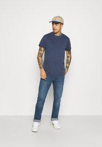 G-Star - LASH  - Basic T-shirt - dark blue - 1