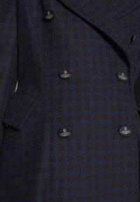 Vivienne Westwood - NUTMEG COAT - Classic coat - navy/black - 5