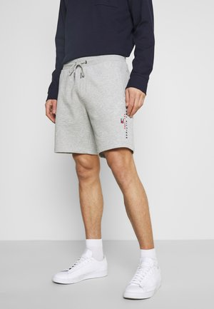 ESSENTIAL - Shorts - medium grey heather