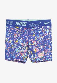 Nike Performance - BOY SHORT - Collant - hyper blue/emerald rise - 2