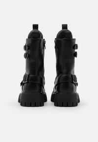 Koi Footwear - VEGAN ETERNAL - Cowboystøvletter - black