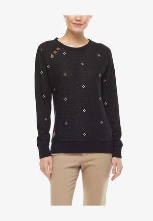 DARIA - Sweatshirt - schwarz