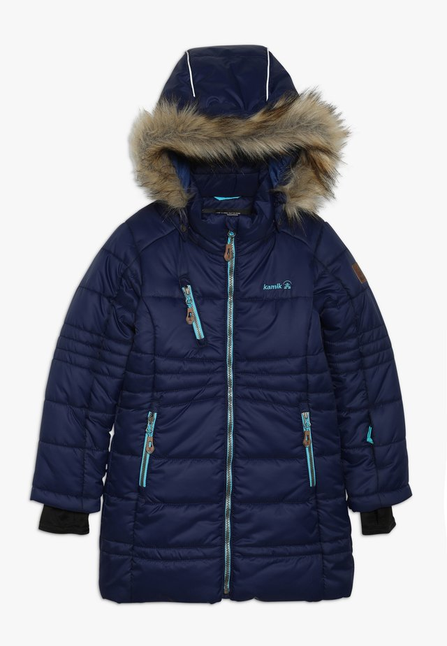 LYLAHERITG - Winter coat - navy