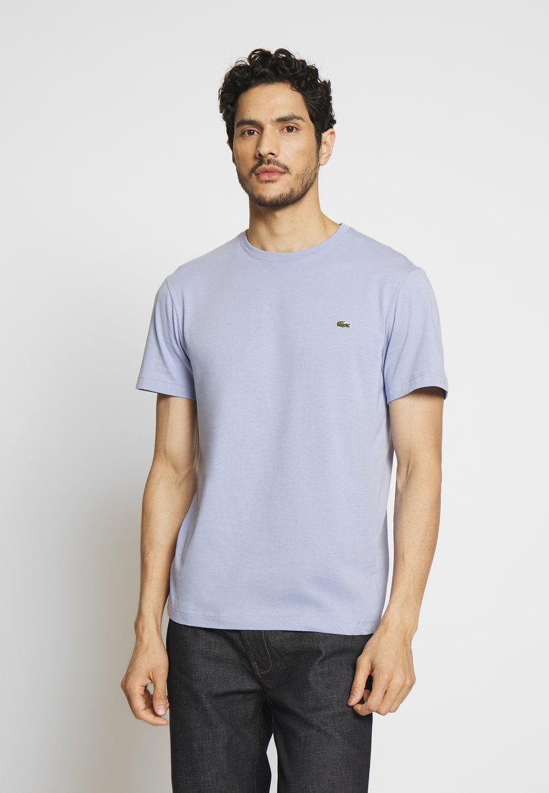 Lacoste - Jednoduché triko - purpy