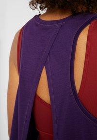 Even&Odd active - Toppi - purple - 6