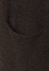 pure cashmere - LONG CARDIGAN - Cardigan - cocoa brown - 2