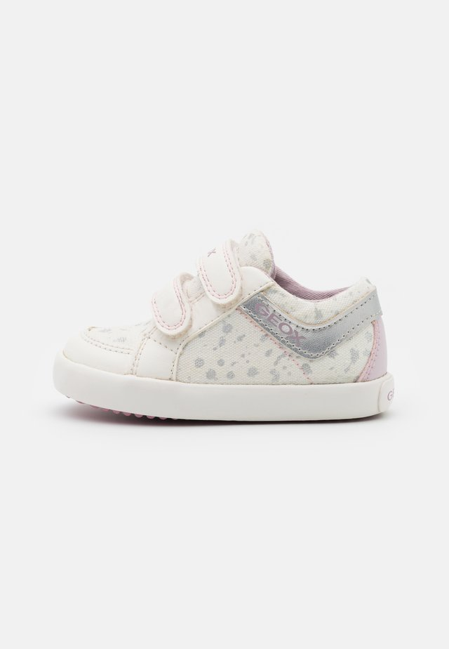 GISLI GIRL - Baskets basses - white/pink