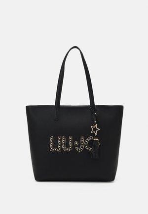 L TOTE - Tote bag - nero