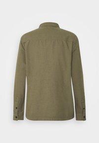Burton Menswear London - LONG SLEEVE POCKET - Shirt - khaki - 9