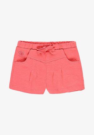 BERMUDA TRICOT FLAME - Shorts - gooseberry