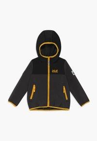 Jack Wolfskin - FOURWINDS UNISEX - Soft shell jacket - phantom - 0