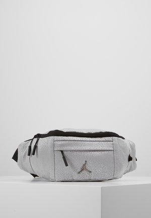 ELE JACQUARD CROSSBODY - Bum bag - wolf grey