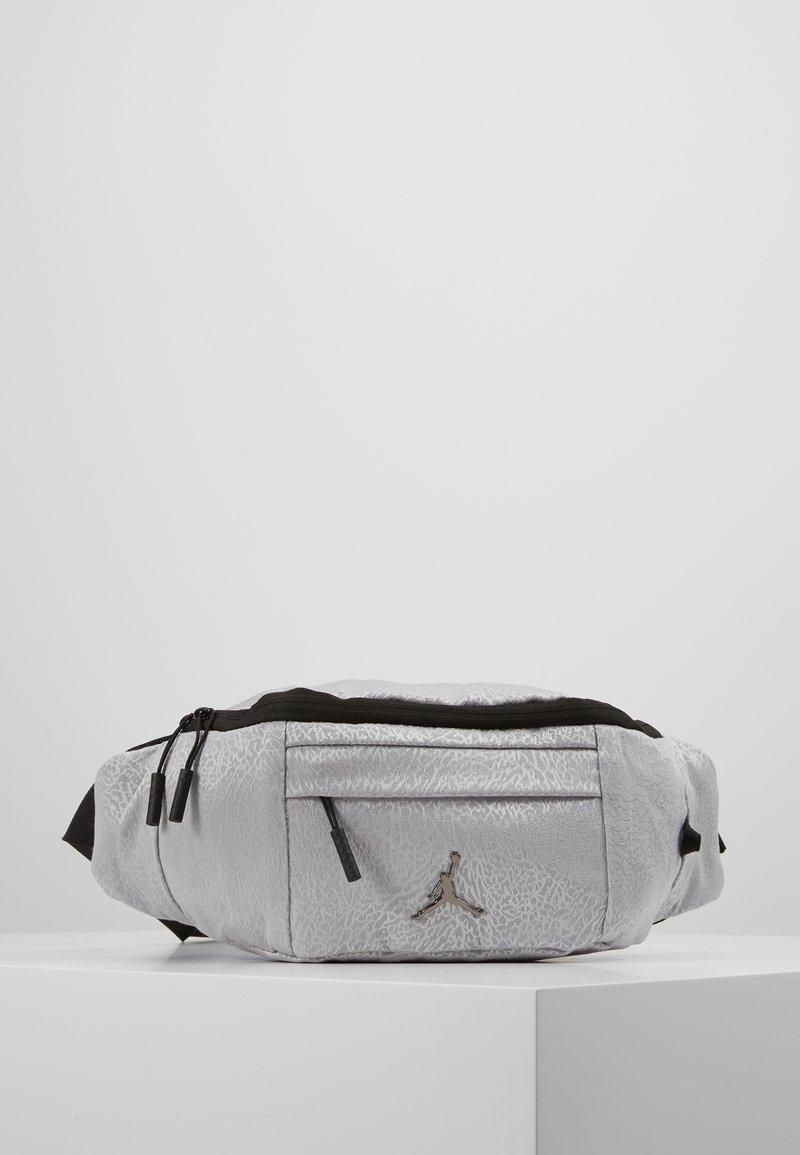 Jordan - ELE JACQUARD CROSSBODY - Bum bag - wolf grey
