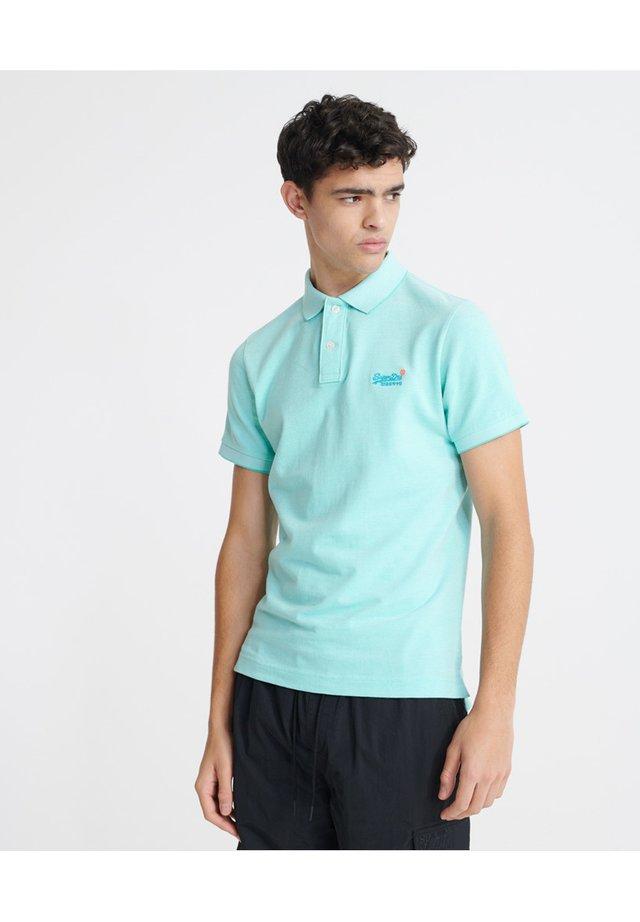 Polo shirt - spearmint