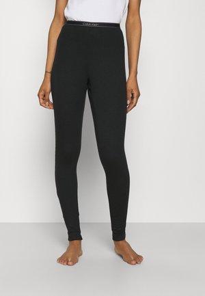 PURE LEGGING - Pantalón de pijama - black