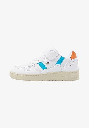 RAWW - Trainers - white/blue/orange