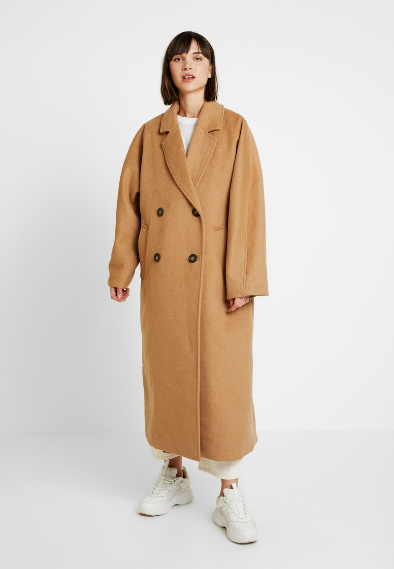 Weekday - CHARLEY COAT - Manteau classique - camel