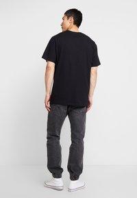 Soulland - ESKILD - T-shirt print - black - 2