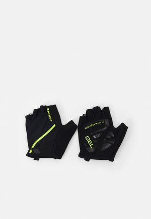 CELAL BIKE GLOVE - Mitones - black