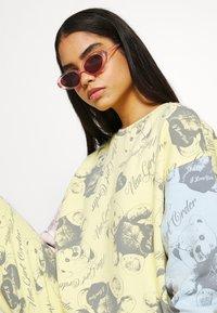 NEW girl ORDER - BEAR PANEL - Sweatshirt - multi - 3