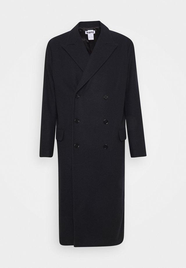 TIME COAT - Zimní kabát - dark navy