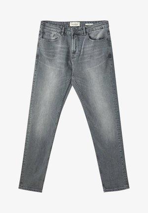 Slim fit -farkut - mottled dark grey