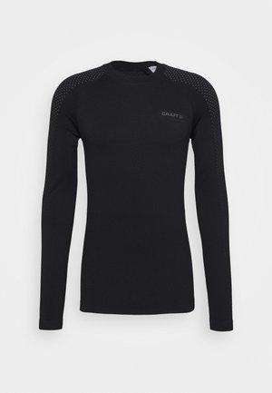 WARM INTENSITY - Langarmshirt - black