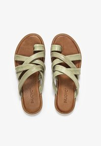 Inuovo - Mules - olive - 4