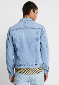 New Look - TRANS BASIC  - Denim jacket - light blue - 2