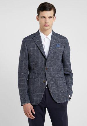 STAR NAPOLI - Blazer jacket - blue/grey