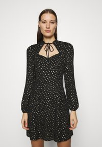 Liu Jo Jeans - ABITO CORTO - Cocktail dress / Party dress - nero - 0