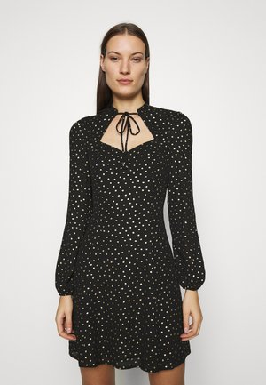 ABITO CORTO - Cocktail dress / Party dress - nero