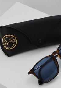 Ray-Ban - CHRIS - Sluneční brýle - black/blue - 2