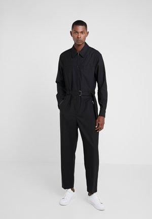 SUITING  - Pantalones - black