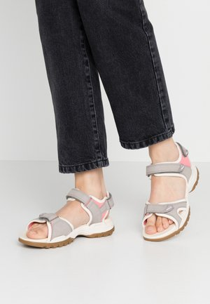 BOREALIS - Sandals - light grey