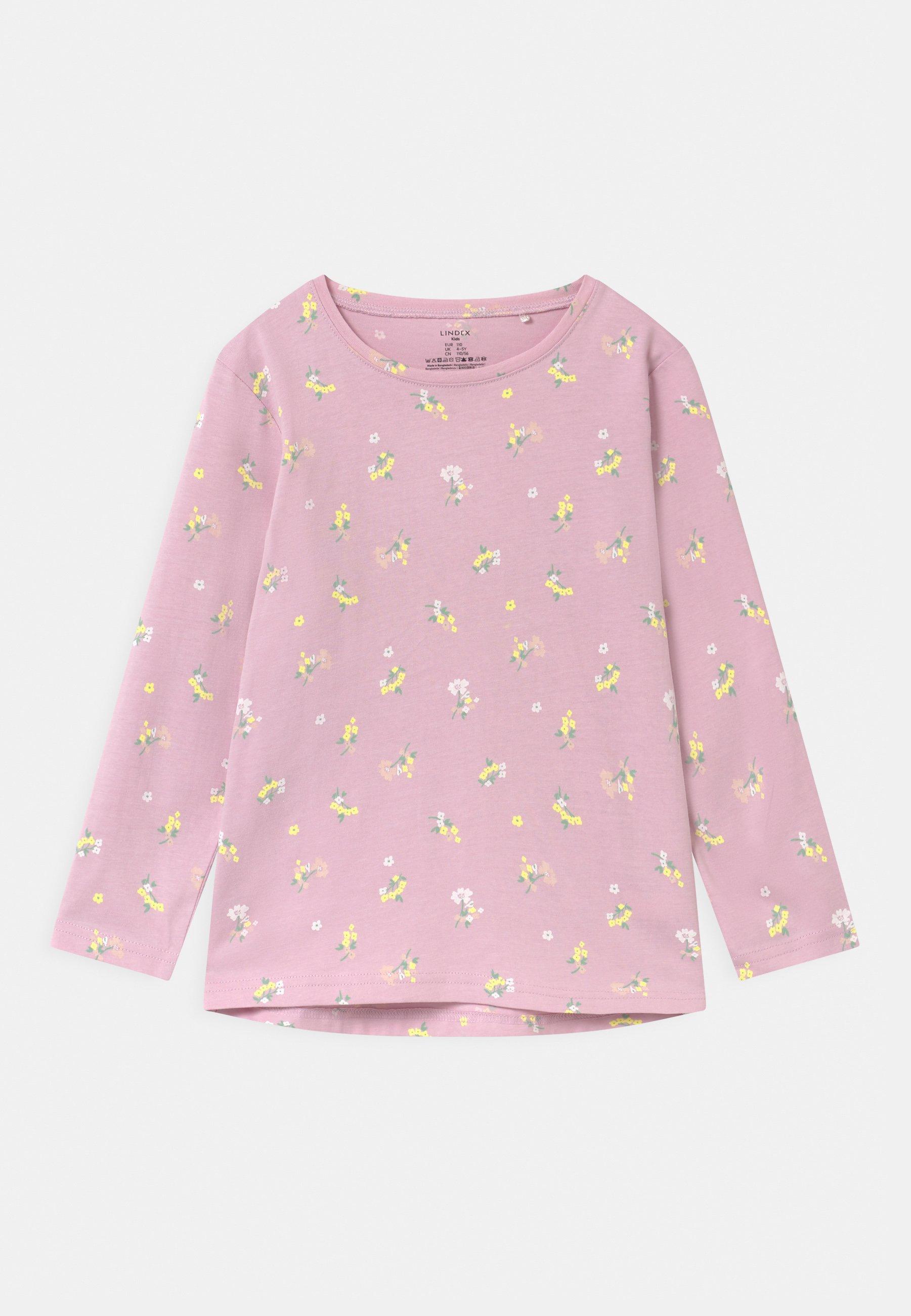 Kids MINI BASIC PRINT - Long sleeved top