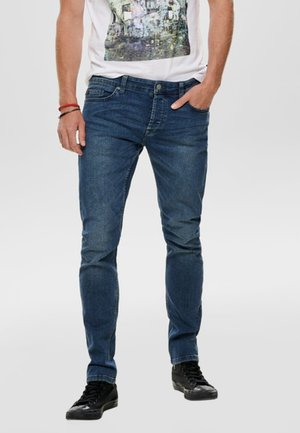 ONSLOOM - Vaqueros slim fit - blue denim