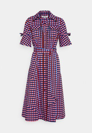 REBECCA DRESS - Shirt dress - multi coloured