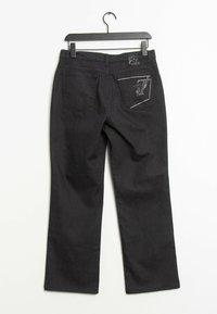 Trussardi Jeans - Straight leg jeans - black - 1